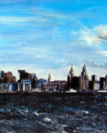 Liverpool Waterfront by Martin Kavanagh