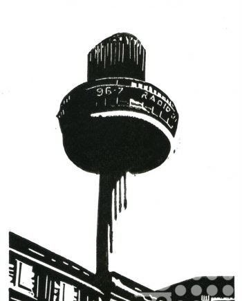 Radio City - Black & White by