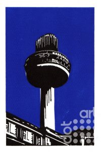 Radio City – Prussian Blue by