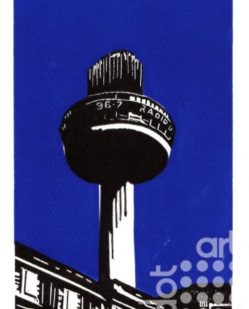 Radio City - Prussian Blue by
