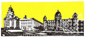 Three Graces – Yellow Sky by