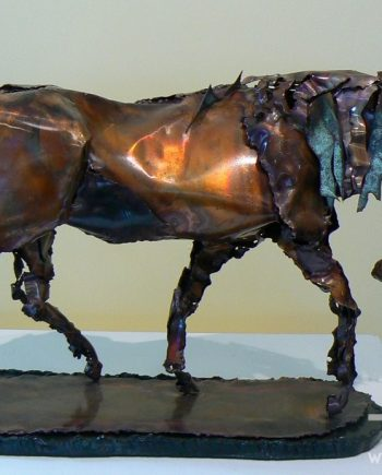 Walking Horse by