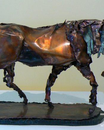 Walking Horse by