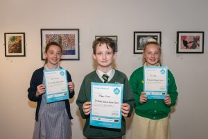 dot-art Schools 2015-2016 Overall Primary Winner & Runners Up