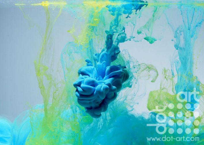 Daydream in Blue by Anna Nielsson