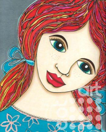 Alice by Catherine Evans Jones