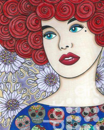 Florrie by Catherine Evans Jones