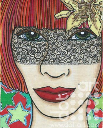Green Eyes by Catherine Evans Jones