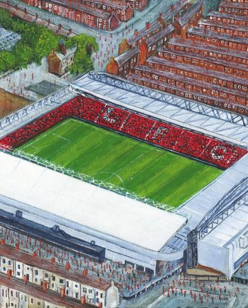 Anfield by Mark Nelson