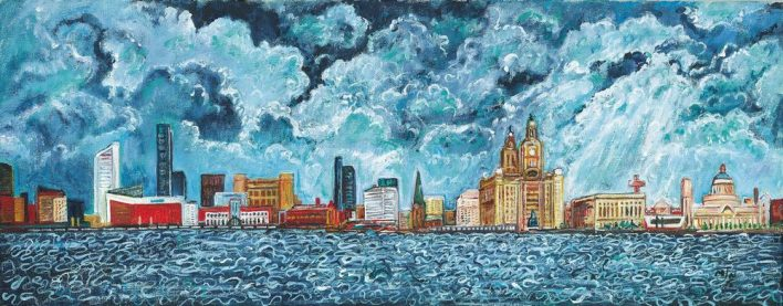 Waterfront by Mark Nelson