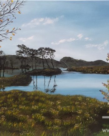 Loch Assynt by Hazel Thomson