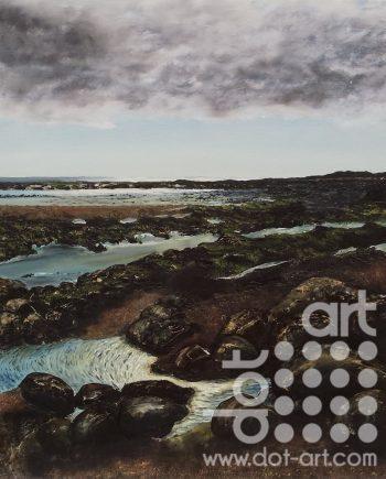 Rock Pools by Hazel Thomson