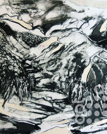 coming around the mountains 54 by david brightmore