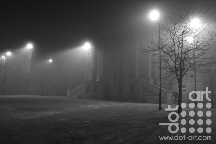 fog-in-the-square by olivia june
