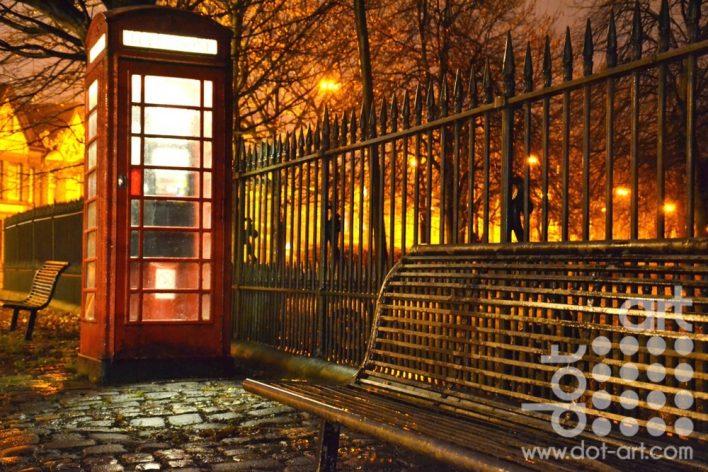 phone-box by olivia june