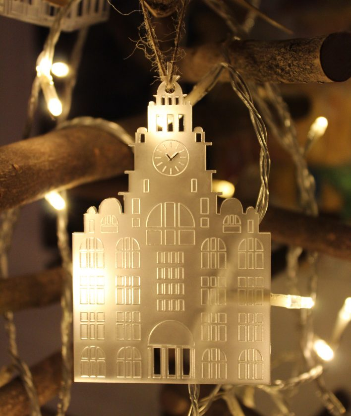 Royal Liver Building Bauble