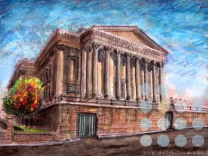 st george's hall by jane adams