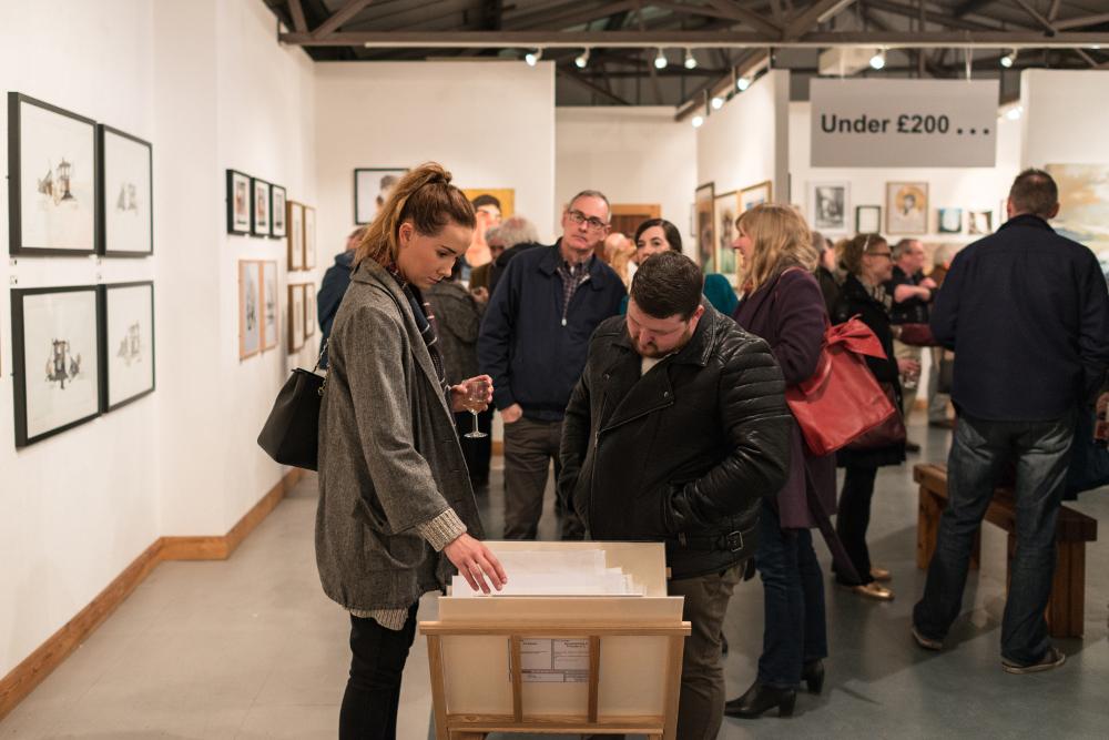 Liverpool Art Fair 2016