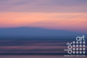 Sunset over Wales by