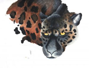 Jaguar by Nyah Boorman