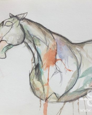 Horse by Nyah Boorman