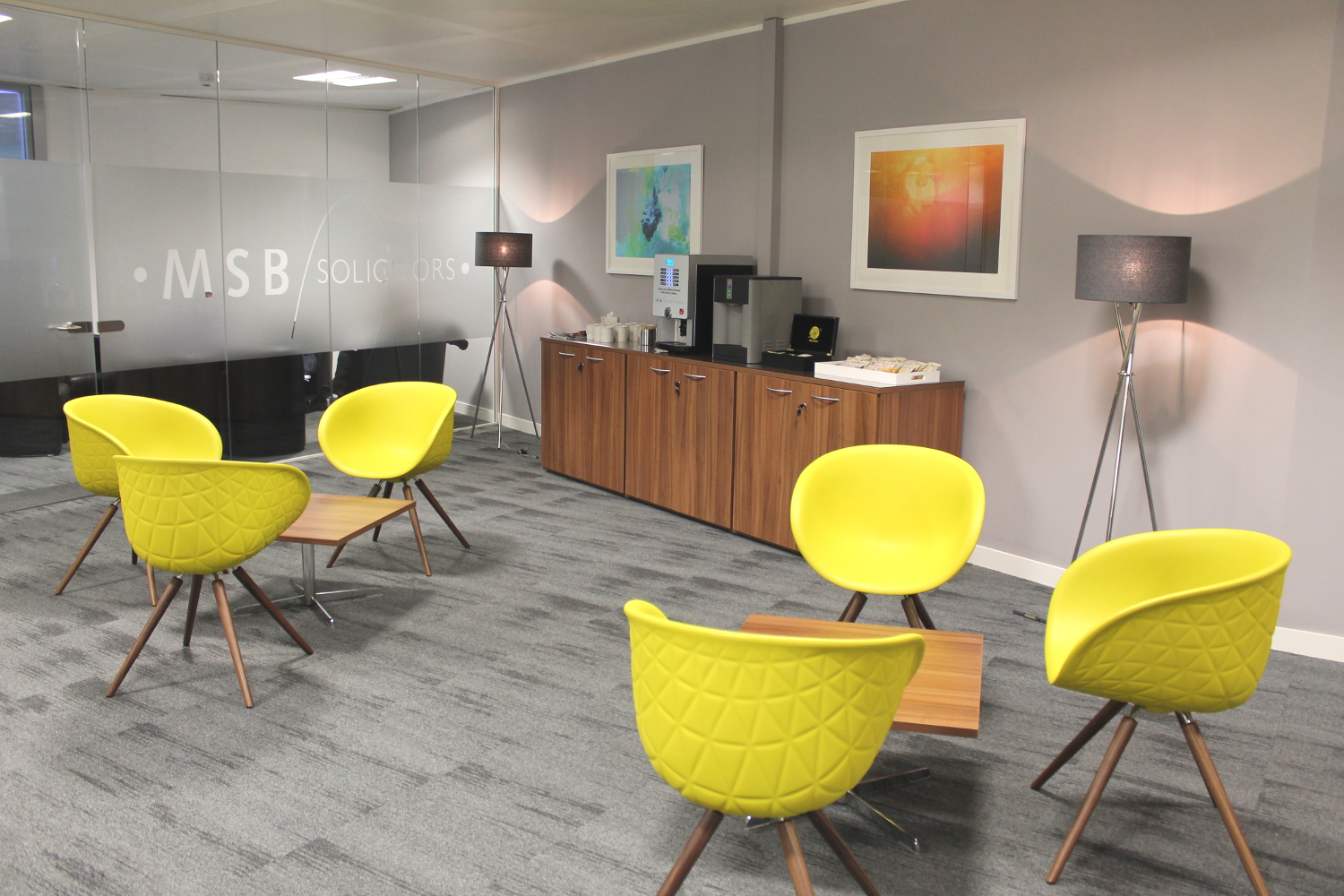 MSB Solicitors Corporate Art Case Study
