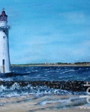 New Brighton by beryl Jean worth