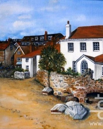 St Ives by Beryl Jean Worth