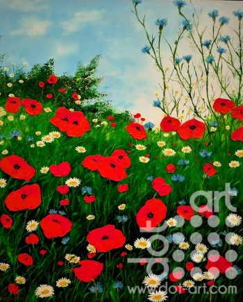 Summer Meadow by