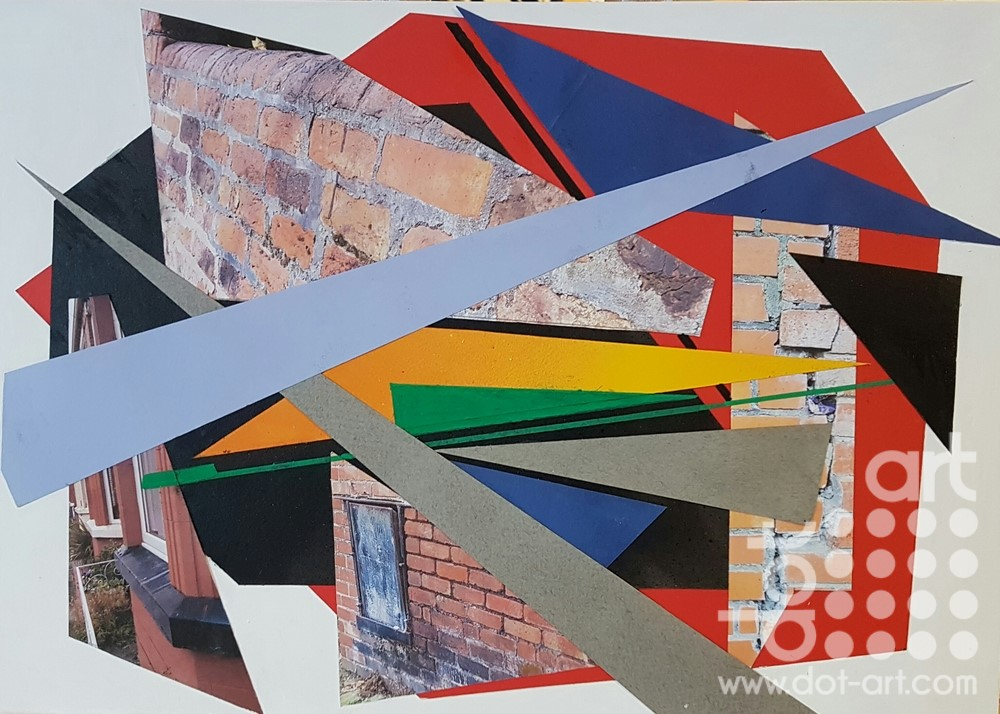 Collage No.3 by Mike Rickett