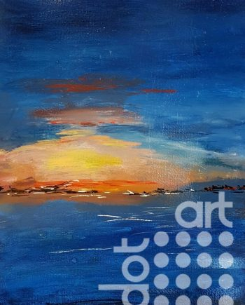 Seascape No. 6 by Mike Rickett