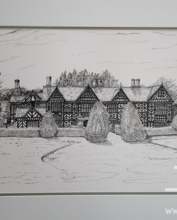 Speke Hall beryl jean worth