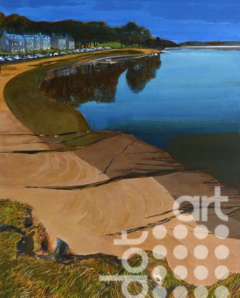 Arnside Looking West by Rob Edmondson