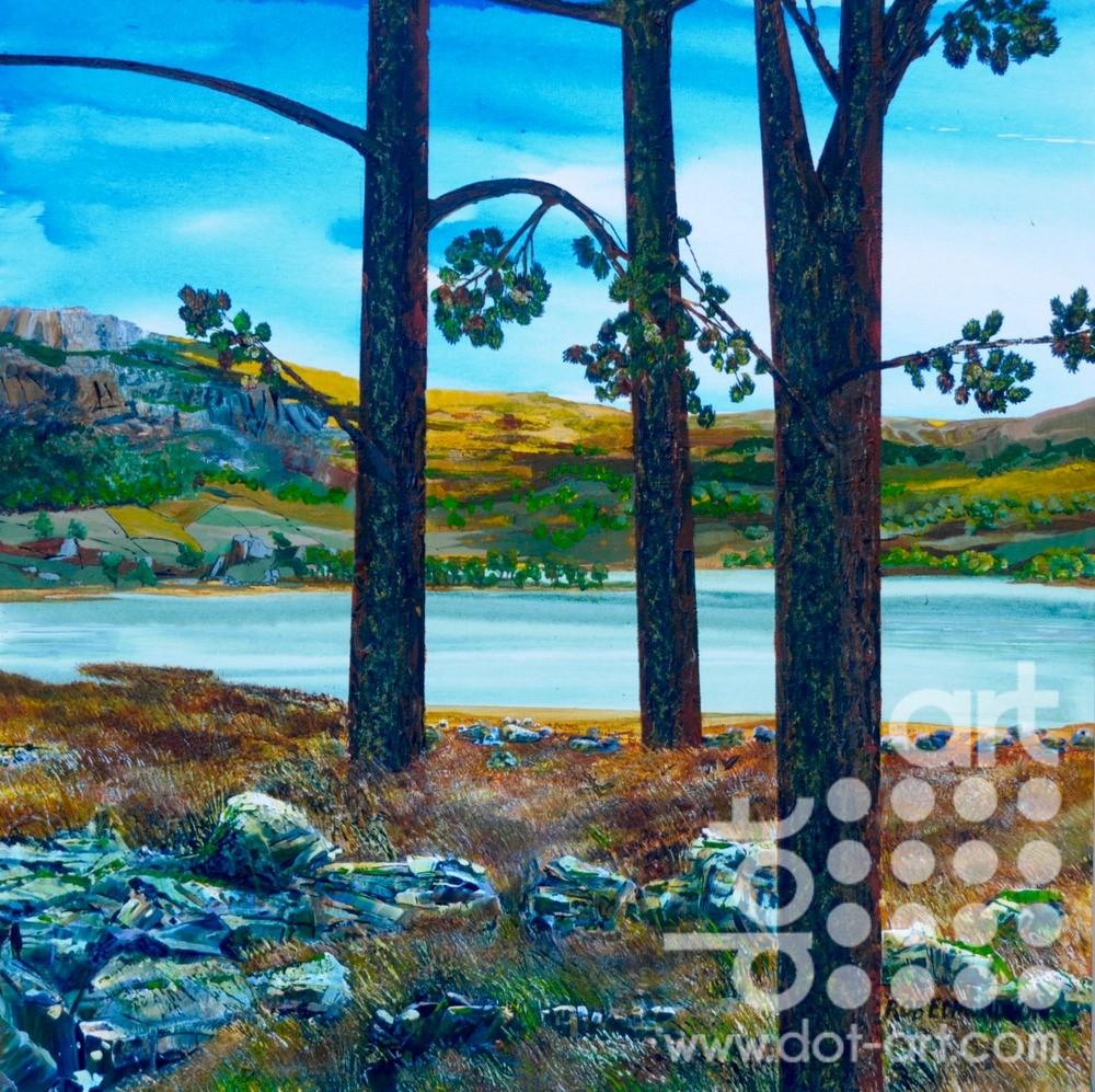 Lake View 2 by Rob Edmondson