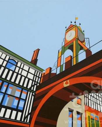 Eastgate Chester by John Petch