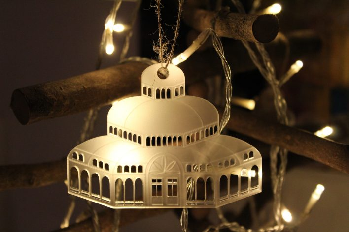 Sefton Palm House Bauble