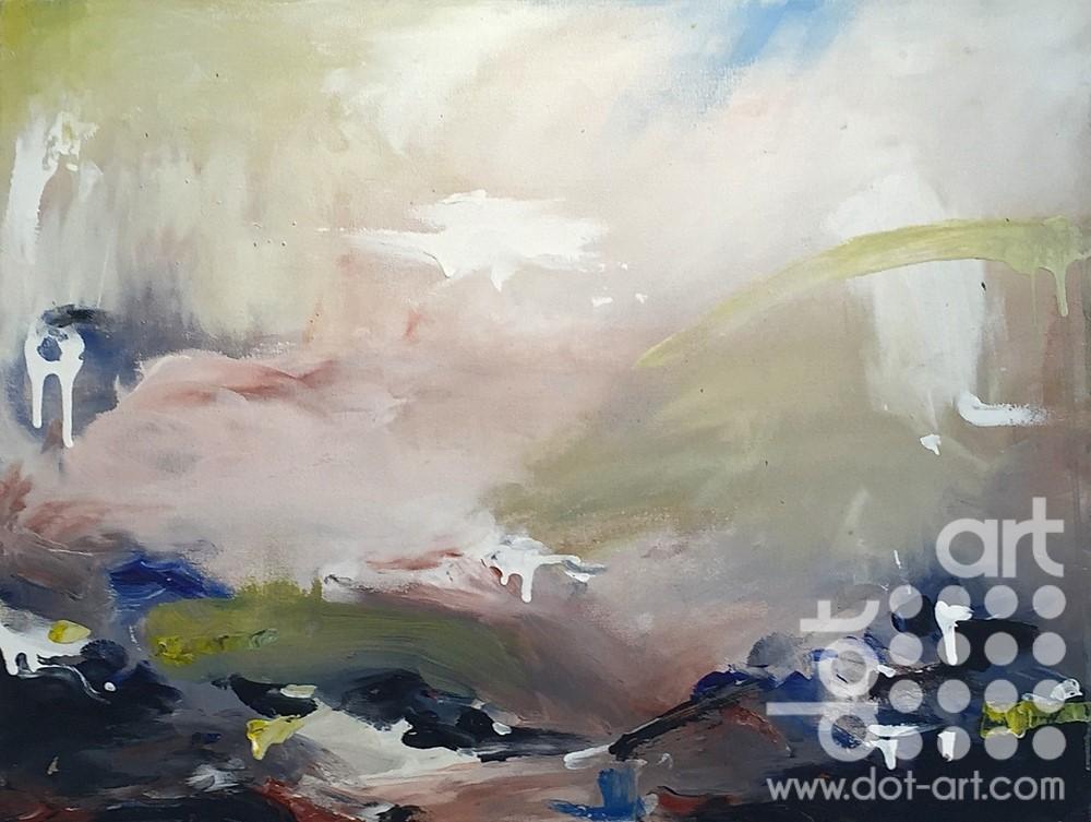 Breaking through by Amanda Oliphant