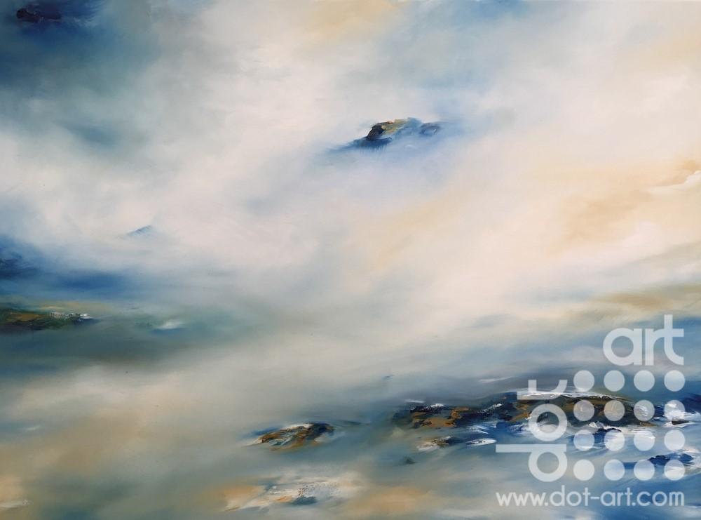 Estuary Island 2 by Amanda Oliphant