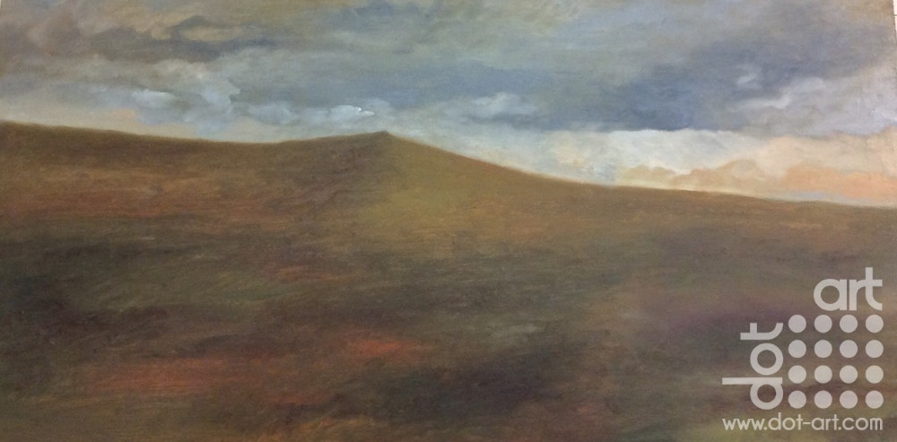 Mt Vivod 1 by dorothy Benjamin
