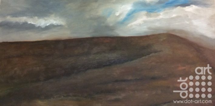 Mount Vivod 2 by Dorothy Benjamin