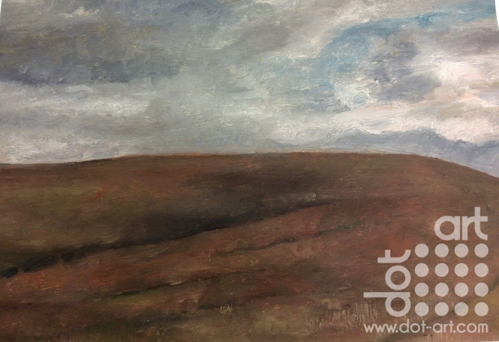 Mt Vivod 2 by Dorothy Benjamin