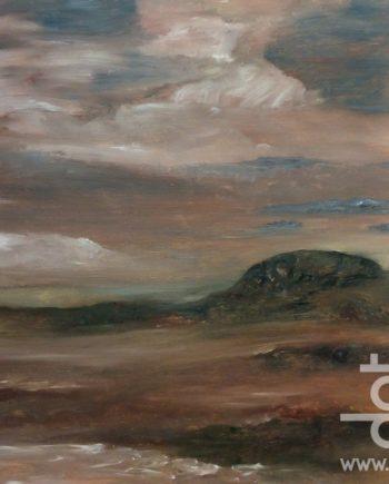 Near Aberffraw by Dorothy Benjamin