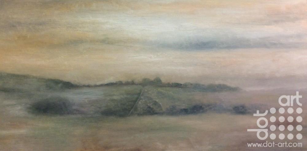 Path Up, Lyme Park by dorothy benjamin
