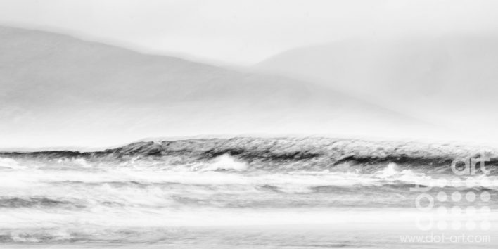 Squally sea II by Mark Reeves