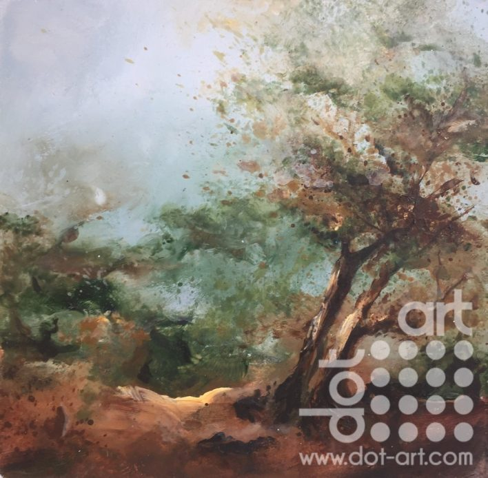 October Light 1 by Amanda Oliphant