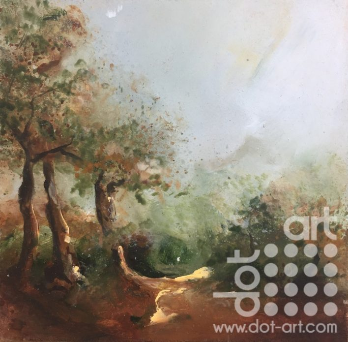 October Light 2 by Amanda Oliphant