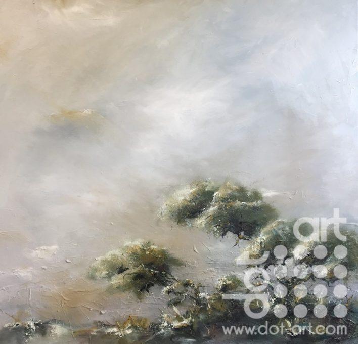 Reflective Landscape III by Amanda Oliphant