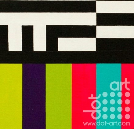Colour Black White Composite 1 by John Petch