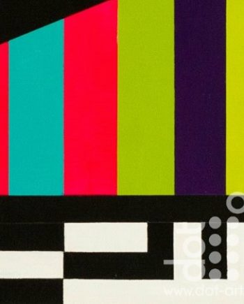 Colour Black White Composite 14 by John Petch
