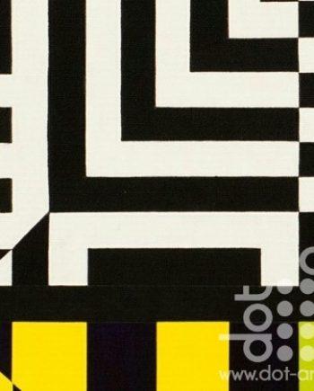 Colour Black White Composite 17 by John Petch
